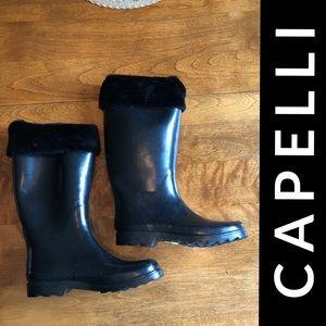 9 Capelli rainboot